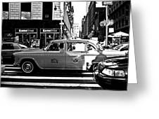 Lexington Avenue Greeting Card