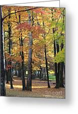 Lexington Park Greeting Card
