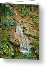 Liberty Gorge Falls Greeting Card