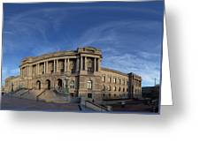 Library Of Congress - Washington Dc - 011324 Greeting Card