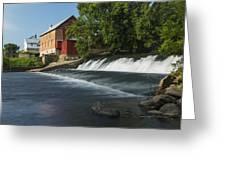 Lidtke Mill 1 B Greeting Card