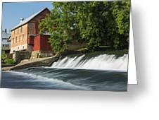 Lidtke Mill 2 Greeting Card