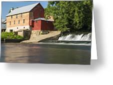 Lidtke Mill 5 Greeting Card
