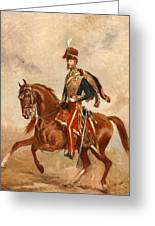 Lieutenant Colonel James Thomas Brudenell  Greeting Card