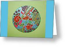 Life Essence Greeting Card