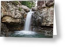 Life Flows Greeting Card
