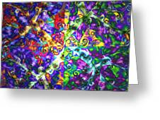 Life Force By Jrr Greeting Card