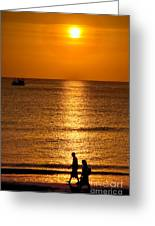 Life Is Beautiful Greeting Card by Adrian Evans