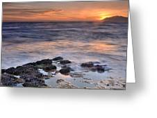 Life On The Rocks Greeting Card