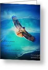 Life Reflects Our Passion Greeting Card
