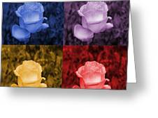 Life's Colors Greeting Card