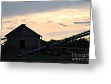 Light After Darkness Greeting Card
