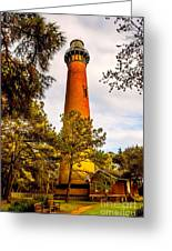 Light At Currituck Greeting Card
