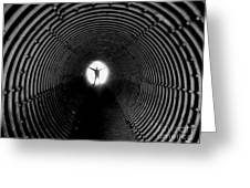 Light At The End Of The Tunnel? Greeting Card