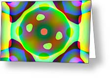 Light Emitting Diode Greeting Card by Charles Ragsdale