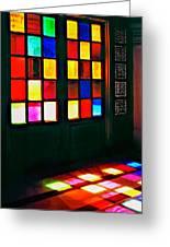 Light Entrance Greeting Card