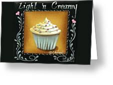 Light 'n Creamy Greeting Card