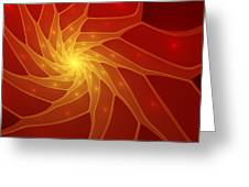 Light Power Greeting Card