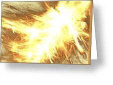 Light Spark Greeting Card