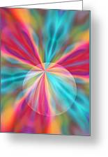 Light Spectrum 1 Greeting Card