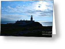Lighthouse At Neist Point Greeting Card