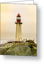 Lighthouse Park II Greeting Card