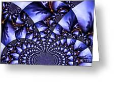Lightning Illusion 7 Greeting Card