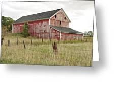 Ligonier Barn Greeting Card