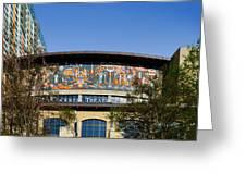 Lila Cockrell Theatre - San Antonio Greeting Card