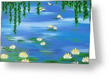 Lillies 1 Greeting Card