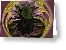 Lily Portal Greeting Card