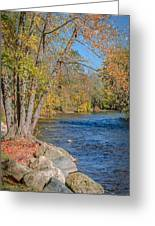 Lime Kiln Park   Greeting Card