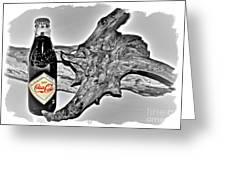 Limited Edition Coke - No.1130 Greeting Card by Joe Finney