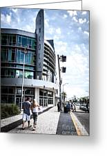 Lincoln Road Greeting Card
