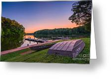 Lincoln Trail State Park Greeting Card