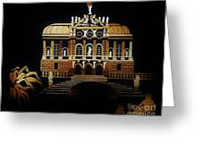 Linderhof Palace Greeting Card