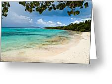 Lindquist Beach Greeting Card