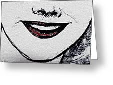 Liposuction Successful  Greeting Card by Sir Josef - Social Critic -  Maha Art