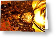Liquid Fuel Greeting Card