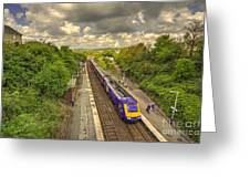 Liskeard Hst Greeting Card