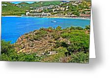 Little Bay Greeting Card