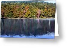 Little Beaver Lake Greeting Card