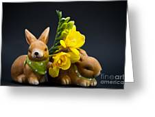 Little Bunny Greeting Card