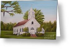 Little Chapel Greeting Card