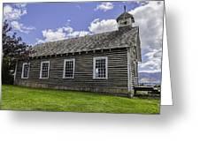 Little Church - World Mining Museum Greeting Card