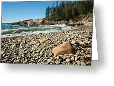 Little Hunter's Beach  0009 Greeting Card