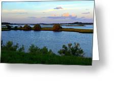 Little Islands 1 Greeting Card