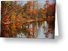 Little Lakes Greeting Card