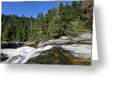 Little Niagara 5295 Greeting Card