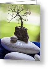 Little Pearl Tree Greeting Card